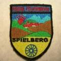 Stickerei Stickpunkt Feuerwehr Wappen Spielberg