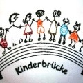Stickerei Stickpunkt Kindergarten Kinderbrücke
