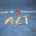 Stickerei Stickpunkt Alexander Alt Holzschreinerei