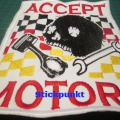 ACCEPT MOTOR by Stickpunkt